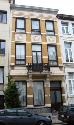 Antwerpen Isabella Brantstraat 10