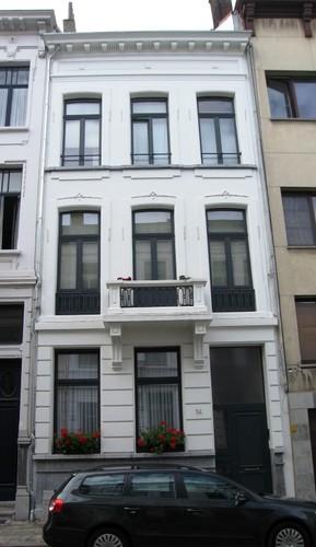 Antwerpen Isabella Brantstraat 14