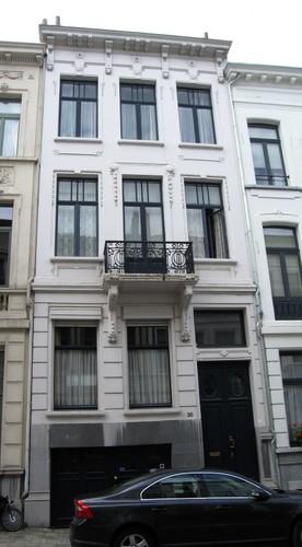 Antwerpen Isabella Brantstraat 16