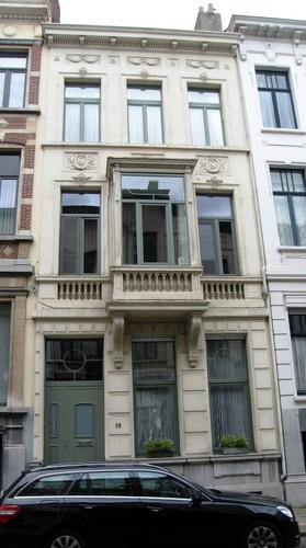 Antwerpen Isabella Brantstraat 18
