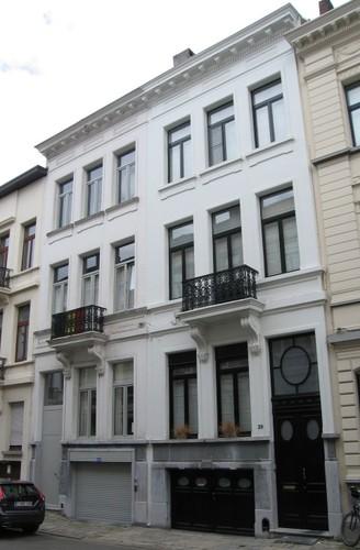 Antwerpen Isabella Brantstraat 27-29