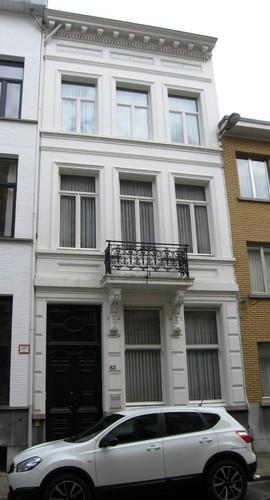 Antwerpen Isabella Brantstraat 63