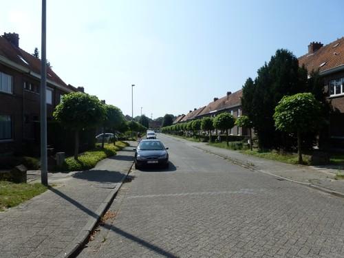 Turnhout Rerum Novarumlaan Algemeen zicht