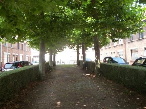 Turnhout Groenplein Algemeen zicht