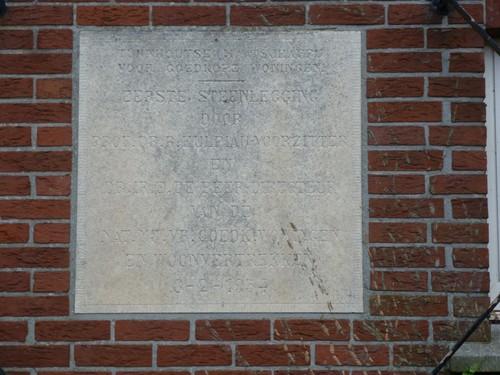 Turnhout Ieperstraat 136 Zijgevel
