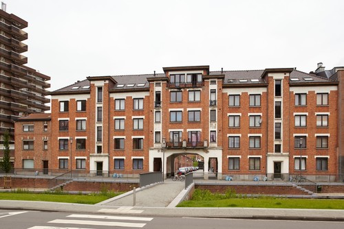 Leuven Adolphe Bastinstraat 1-2 Kapucijnenvoer 116-120
