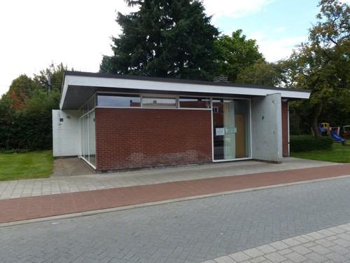 Turnhout Lakenweversstraat Kaartershuisje