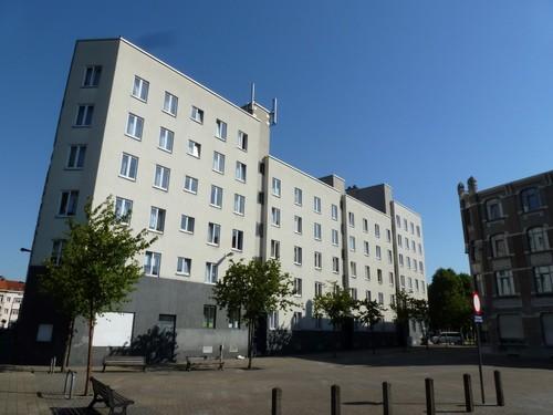 Antwerpen Wilgenstraat 21-27