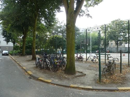 Antwerpen Haantjeslei 109-189