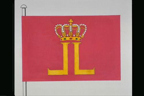 Leopoldsburg Vlag