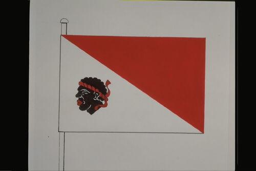 Linkebeek Vlag
