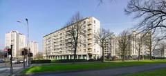 Sociale woonwijk Jan De Voslei en omgeving