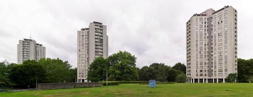 Antwerpen Kielpark 1, 31, 51