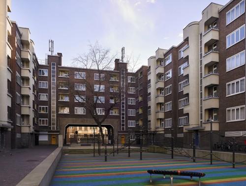 Antwerpen Geelhandplaats 1-2, 29-36