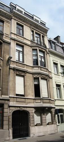 Antwerpen Van Schoonbekestraat 140
