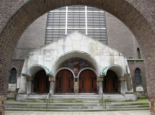Antwerpen Van Schoonbekestraat 155 hoofdportaal