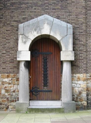 Antwerpen Van Schoonbekestraat 155 zijdeur