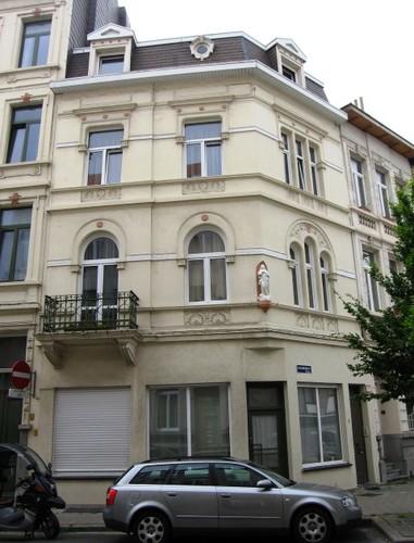 Antwerpen Fourmentstraat 1