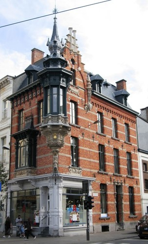 Antwerpen Isabellalei 2