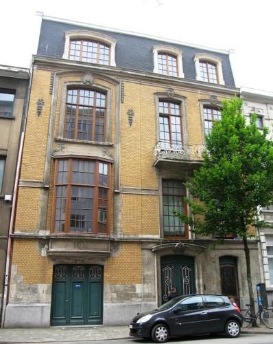 Antwerpen Lange Lozanastraat 100