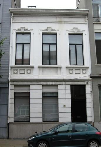 Antwerpen Lange Lozanastraat 128