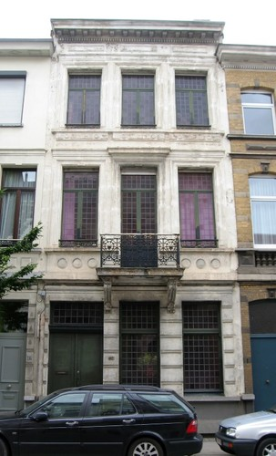 Antwerpen Lange Lozanastraat 134