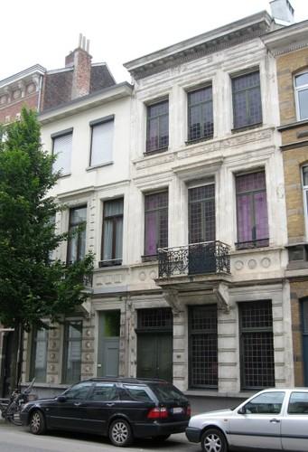 Antwerpen Lange Lozanastraat 134-136