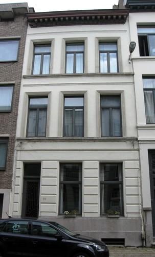 Antwerpen Lange Lozanastraat 19