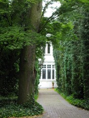 Villa in cottagestijl