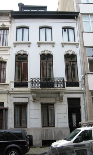 Antwerpen Lange Lozanastraat 34