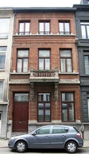 Antwerpen Lange Lozanastraat 84