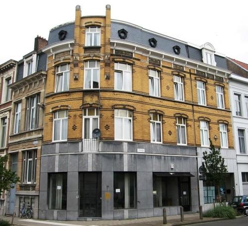 Antwerpen Lokkaardstraat 22-24