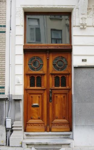 Antwerpen Lemméstraat 28 deur