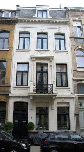 Antwerpen Lemméstraat 6