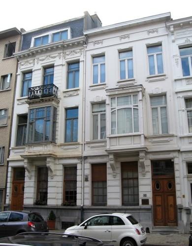 Antwerpen Robert Molsstraat 32-34