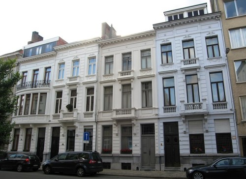 Antwerpen Robert Molsstraat 38-44