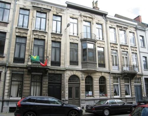 Antwerpen Robert Molsstraat 49-53
