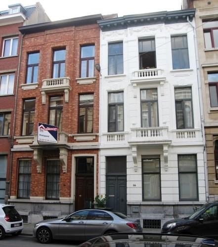 Antwerpen Robert Molsstraat 54-56