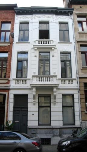 Antwerpen Robert Molsstraat 56
