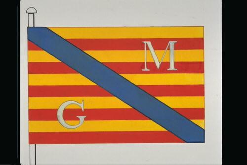 Meeuwen-Gruitrode Vlag