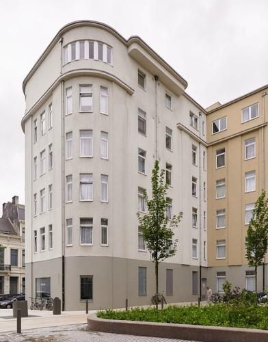 Antwerpen Haantjeslei 109-115