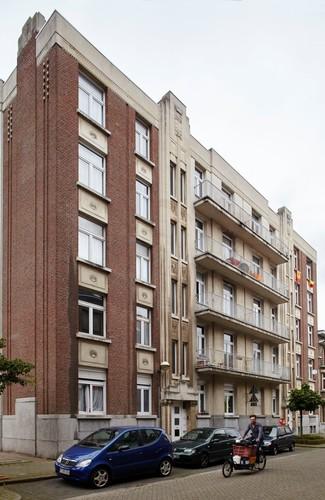 Antwerpen Vincottestraat 49-51