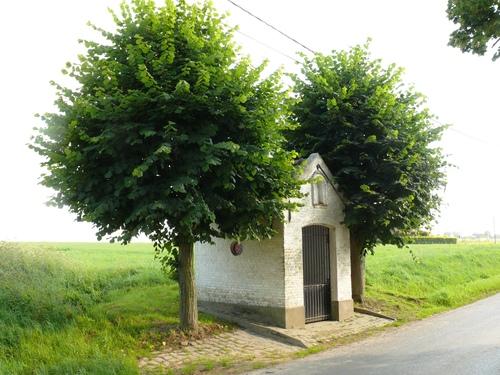 Kruishoutem St. Elooiskeer Sint-Elooiskapel (4)