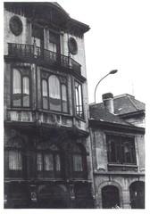 Herenhuis in art nouveau