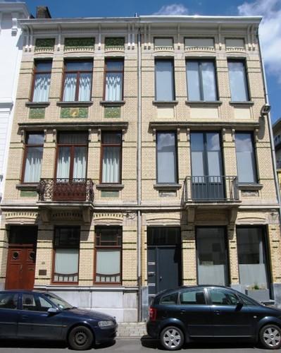 Antwerpen Haantjeslei 101-103