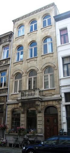 Antwerpen Haantjeslei 156