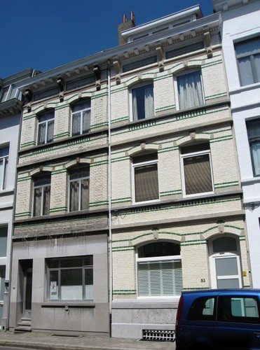 Antwerpen Haantjeslei 31-33