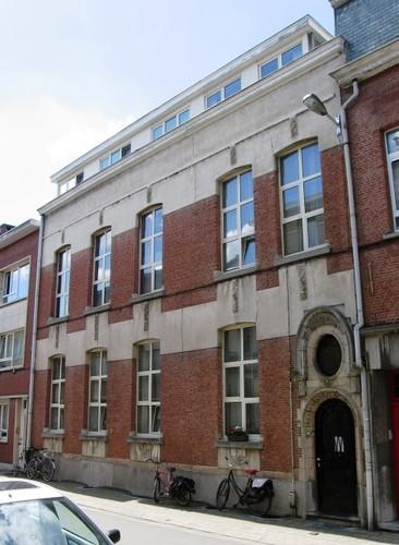 Antwerpen Van Trierstraat 32