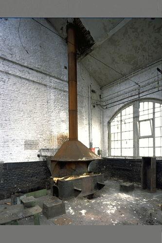 Leuven Diestsesteenweg 104 smidse in atelier VI