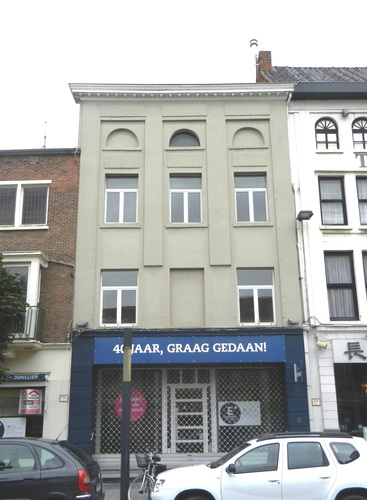 Kortrijk Rijselsestraat 6 De Croone